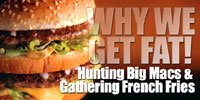 Why We Get Fat: Hunting Big Macs & Gathering French Fries