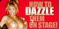 How To Dazzle Them On Stage!