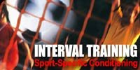 Interval Training: Sport-Specific Conditioning
