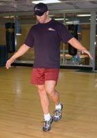 Single-Leg Balance Drill