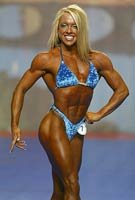 Jen At The 2004 Arnold Classic