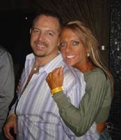 Jen with her husband Brian
