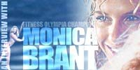 An Interview With Fitness Olympia Champion Monica Brant