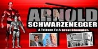 Arnold Schwarzenegger: A Tribute To A Great Champion