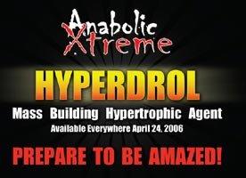 AX Hyperdrol