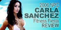 2006 NPC Carla Sanchez Fitness Fiesta Review By Isaac Hinds