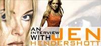 An Interview With IFBB Pro Jen Hendershott!