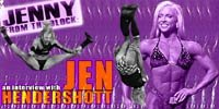 Jenny From The Block: An Interview With Jen Hendershott
