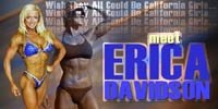 Wish They All Could Be California Girls... Meet Erica Davidson!