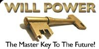 Will Power: The Master Key To The Future