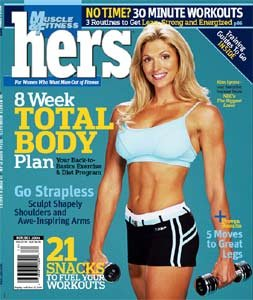 Muscle & Fitness November 2006