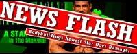 News Flash: Bodybuilding's Newest Star, Fouad Abiad, Does Damage!