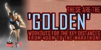 These Are The 'Golden' Workouts For The Key Distances From 400m To The Marathon!