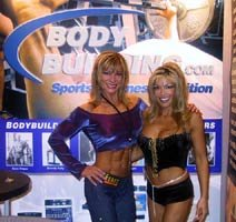 Valentina and Brenda