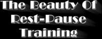 The Beauty Of Rest-Pause Training!