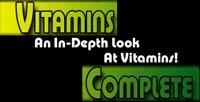 Vitamins Complete!