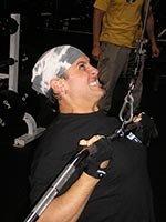 Brian Friedman Exercising