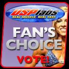 2007 Arnold Classic Fan's Choice Online Voting