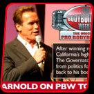 Arnold Schwarzenegger On Pro Bodybuilding Weekly!