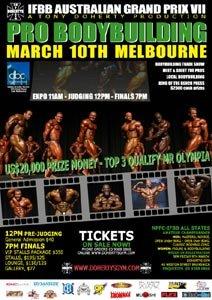 2007 Australia Grand Prix VII Poster