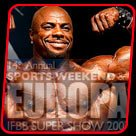 2007 Europa Super Show Contest Information