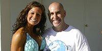Diana Chaloux and Jeffrey Kippel