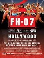 2007 MuscleMania World in Hollywood