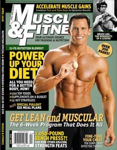 Muscle & Fitness April 2008