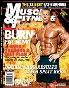 Muscle & Fitness April 2007