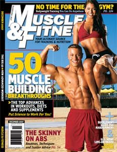 Muscle & Fitness December 2007