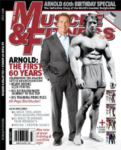 Muscle & Fitness July 2007