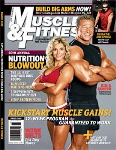 Muscle & Fitness March 2007