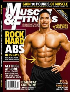 Muscle & Fitness March 2008