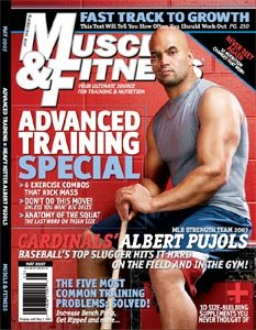 Muscle & Fitness May 2007