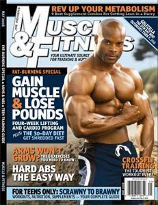 Muscle & Fitness May 2008