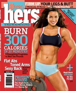 Muscle & Fitness Hers November/December 2007
