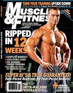 Muscle & Fitness October 2007