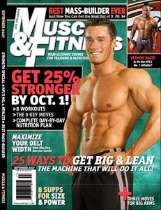 Muscle & Fitness September 2007