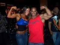 Tamar & Victor Martinez