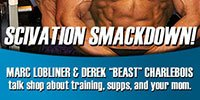 Scivation Smackdown!