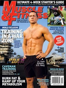 Muscle & Fitness February 2009