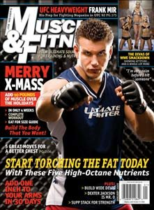 Muscle & Fitness January 2009