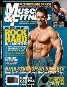 Muscle & Fitness July 2008