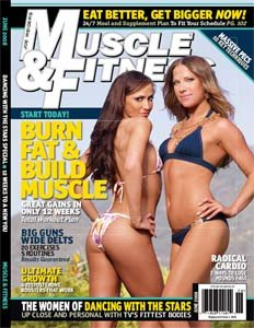 Muscle & Fitness June 2008