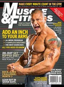 Muscle & Fitness September 2008