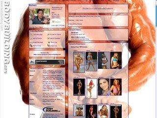 MySpace Layout: Chest Impress Light