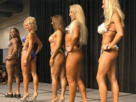 Bodybuilding.com - 2003 Olympia Bikini Picture & Video Coverage!