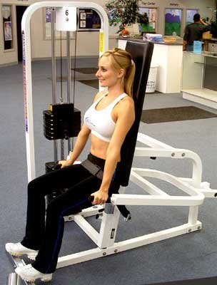 tricep dip machine for sale