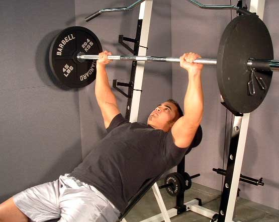 Targeting A Stubborn Chest Working The Pecs