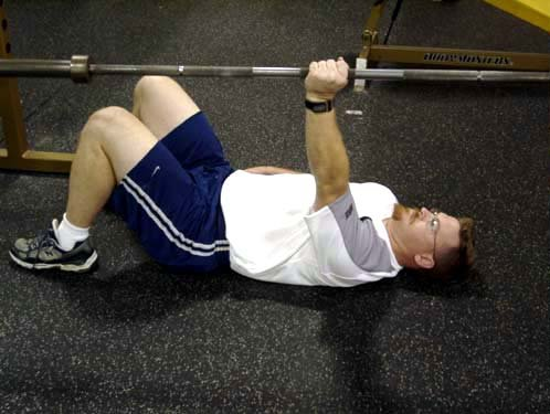Best Form For Dumbbell Bench Press
